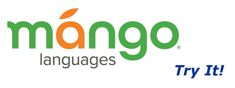 mango languages try it