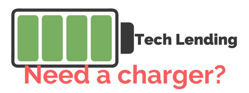 Need a charger? Tech Lending