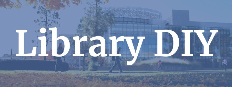 Library DIY