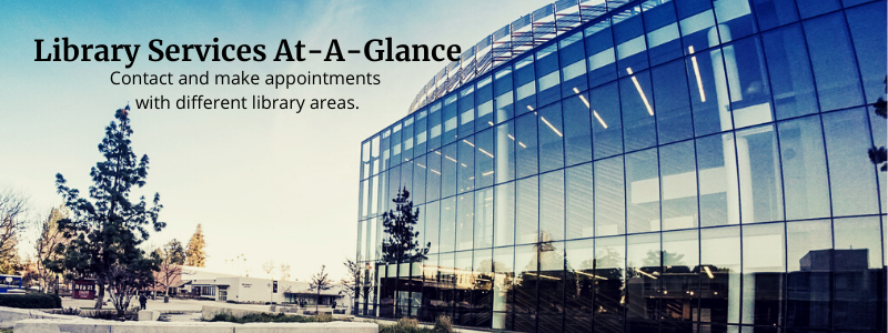Library Services At A Glance