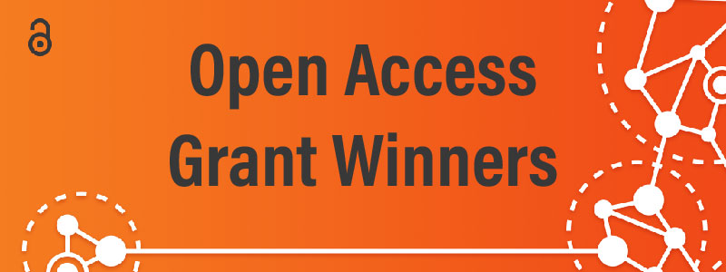 Open Access Grant Winners