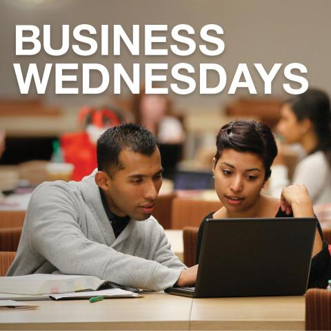 Business Wednesdays