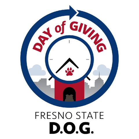Day of Giving - Fresno State D.O.G.