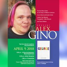 Alex Gino event and details